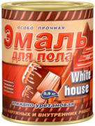 White House эмаль для пола алкидно-уретановая