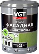 ВГТ Premium IQ 159 краска фасадная силиконовая