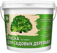 Альфа краска для садовых деревьев