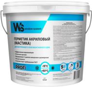 WS Profi герметик акриловый для внутреннего слоя монтажного шва