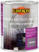 Liberon краска металл-эффект для стен и мебели
