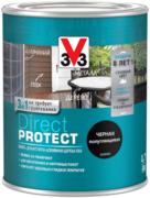V33 Direct Protect 3 в 1 эмаль для металла, дерева, алюминия, пвх