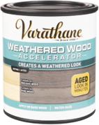 Rust-Oleum Varathane Weathered Wood Accelerator состав для искусственного состаривания древесины