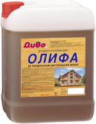 Диво ПВ олифа оксоль на натуральном растительном масле