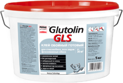Пуфас Glutolin GLS клей обойный для стеклообоев, всех видов флизелиновых обоев