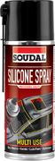 Soudal Silicone Spray силиконовая смазка лубрикант