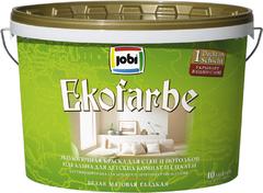 Jobi Ekofarbe экологичная краска влагостойкая акриловая