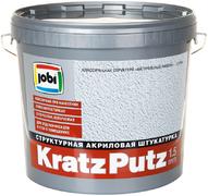 Jobi Kratzputz структурная штукатурка акриловая