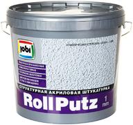 Jobi Rollputz структурная штукатурка акриловая