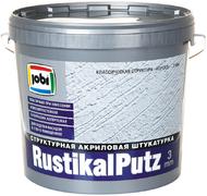 Jobi Rustikalputz структурная штукатурка акриловая