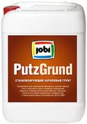 Jobi Putzgrund стабилизирующий универсальный акриловый грунт