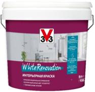 V33 White Renovation интерьерная краска