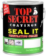Петри Top Secret Coatings Seal It Penetrating Sealer универсальная водная пропитка по камню