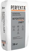 Perfekta Фронтпро Лайт штукатурка фасадная легкая для ручного и машинного нанесения