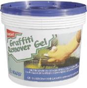 Mapei Wallgard Graffiti Remover Gel желеобразный моющий состав для очистки поверхностей