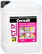 Ceresit CT 17 Concentrate грунтовка-концентрат глубокого проникновения