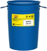КраскаВо ЭП-141 эмаль двухкомпонентная (полуфабрикат)