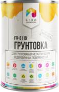 Лакокраска Lida ГФ-0119 грунтовка