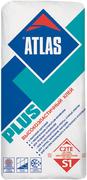 Атлас Plus эластичная клеевая смесь с увеличенной адгезией