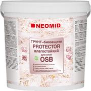 Неомид Protector грунт-биозащита влагостойкий для плит OSB