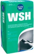 Kiilto WSH финишная шпатлевка для стен и потолков