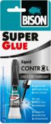 Bison Super Glue Control универсальный супер-клей с контролируемым расходом