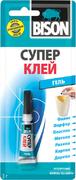 Bison Super Glue Gel универсальный клей-гель