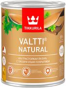 Тиккурила Валтти Нэйчурал ультрастойкая лазурь с прозрачным покрытием