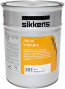 Sikkens Wood Coatings Alpha Velature лессирующая краска для создания полупрозрачных эффектов