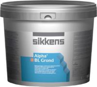 Sikkens Wood Coatings Alpha BL Grond специальная грунтовка под декоративную краску Alpha Tacto