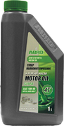 Abro Motor Oil Super 4T супер моторное масло для четырехтактных двигателей