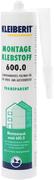 Клейберит Montage Klebstoff 600 универсальный монтажный клей
