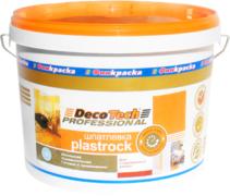 Decotech Professional Plastrock шпатлевка финишная универсальная