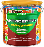 Decotech Eco антисептик лессирующий