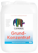 Caparol Objekt Grundkonzentrat водный грунтовочный концентрат на акриловой основе