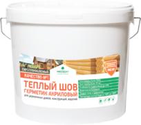 Просепт Теплый Шов герметик акриловый паропроницаемый