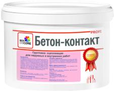 RDS Decore Profi Бетон-контакт грунтовка сцепляющая для наружных и внутренних работ
