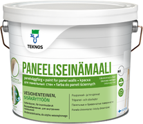 Текнос Paneeliseinamaali краска для панельных стен