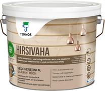 Текнос Hirsivaha воск для обработки бревенчатых поверхностей