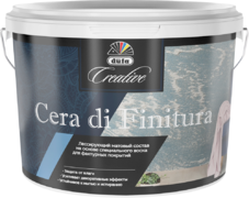 Dufa Creative Cera Di Finitura лессирующий состав на основе специального воска