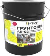 Грида АК-02 грунтовка для бетонных полов акриловая