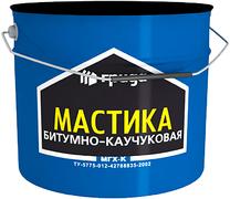 Грида МГХ-К мастика битумно-каучуковая