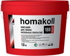 Homa Homakoll Prof 188 фиксация для гибких напольных покрытий клей