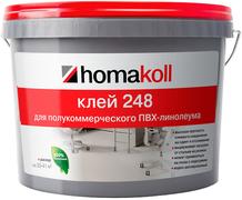 Homa Homakoll 248 клей для полукоммерческого ПВХ-линолеума