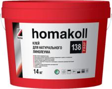 Homa Homakoll Prof 138 клей для натурального линолеума