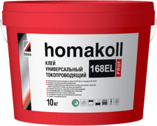 Homa Homakoll Prof 168EL клей универсальный токопроводящий