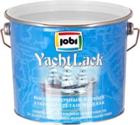 Jobi Yachtlack высокопрочный яхтный алкидно-уретановый лак