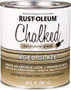 Rust-Oleum Chalked Decorative Glaze декоративная глизаль