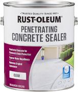 Rust-Oleum Penetrating Concrete Sealer пропитка для бетона глубокого проникновения