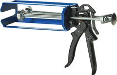 Пистолет для герметиков профессиональный двухкомпонентный PC Cox RBM 310X